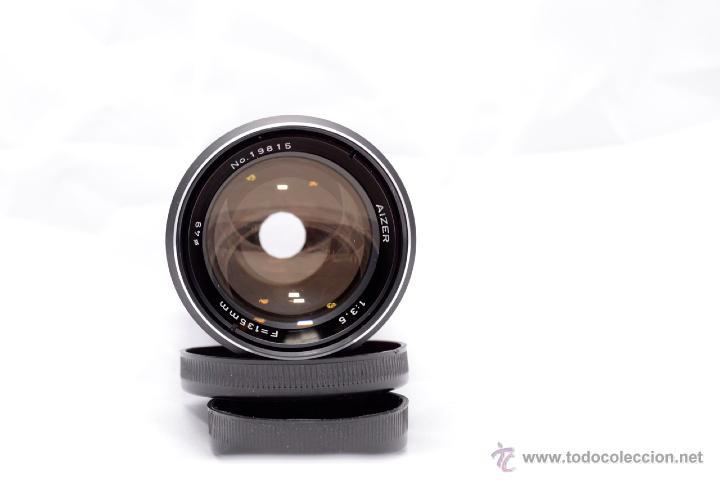 Cámara de fotos: Aizer 135mm 3.5, objetivo para retrato, montura M42 - Foto 2 - 39881107