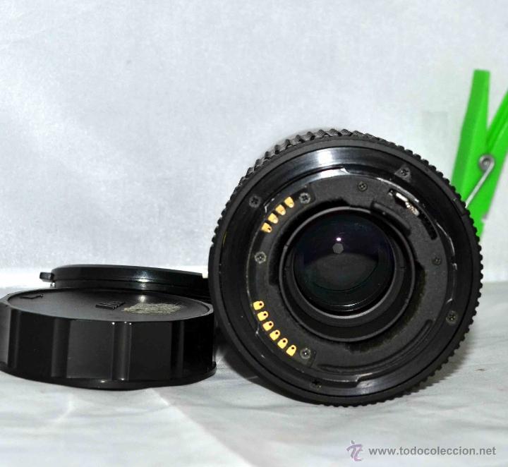 Cámara de fotos: OBJETIVO REFLEX..EXCELENTE TELE DE 200mm, f:4..MAMIYA SEKOR E....FUNCIONA - Foto 8 - 96490279