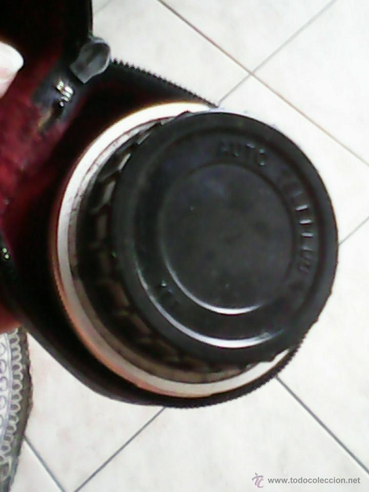 Cámara de fotos: ANTIGUO OBJETIVO PARA MAQUINA FOTOGRÁFICA KET .AUTO TELEPLUS 2X,ADMIRAL G M C - Foto 3 - 41352854