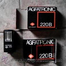 Cámara de fotos: AGFATRONIC 220 B. Lote 42613956