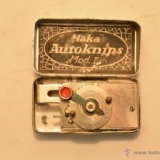 Cámara de fotos: AUTODISPARADOR ANTIGUO HAKA AUTOKNIPS MOD. II. Lote 43263891