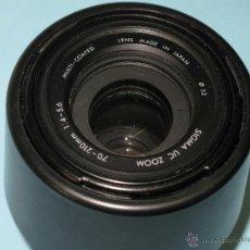 Cámara de fotos: ZOOM SIGMA ULTRACOMPACTO 70-210 MM / 4- 5,6 PARA CANON FD/FL CON CIERRE ZUNCHO. Lote 43444252