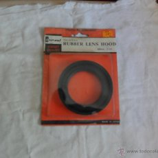 Cámara de fotos: ITUR-SAL COLLAPSIBLE RUBBER LENS HOOD 58 MM CL-548. Lote 44198372