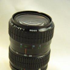 Cámara de fotos: OBJETIVO PENTAX-A 28-80MM ZOOM 1: 3,5-4,5. Lote 45397028