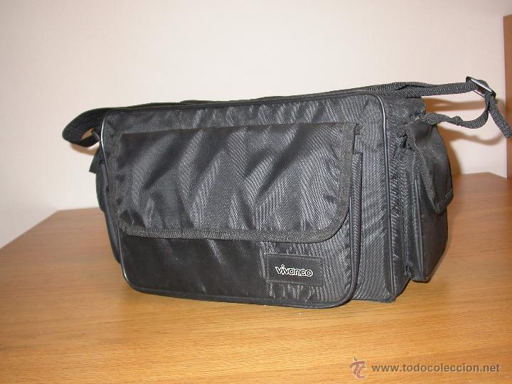 Comprar negra de acolchada víd cámara Objetivos complemento bolsa wYHSnPxqH