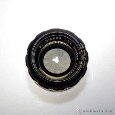 Cámara de fotos: OBJETIVO AMPLIADORA (NEGATIVO 4X5), EL-NIKKOR 1:5,6 F=135MM. Lote 46552529