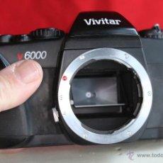 Cámara de fotos: CUERPO VIVITAR V6000 (BAYONETA K). Lote 46718103
