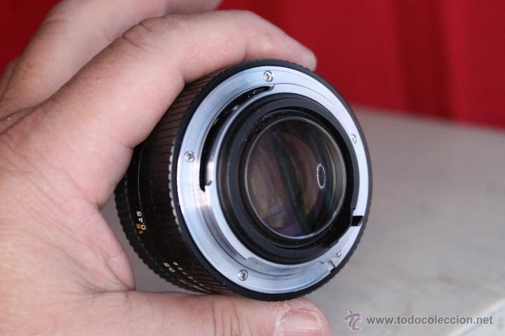 Cámara de fotos: Objetivo Auto Revuenon 50mm F:1,4 (bayoneta K) - Foto 2 - 46720078