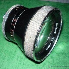 Cámara de fotos: OBJETIVO GRAN ANGULAR CARL ZEISS PRO-TESSAR 1:3.2 F:35MM.. Lote 46957741