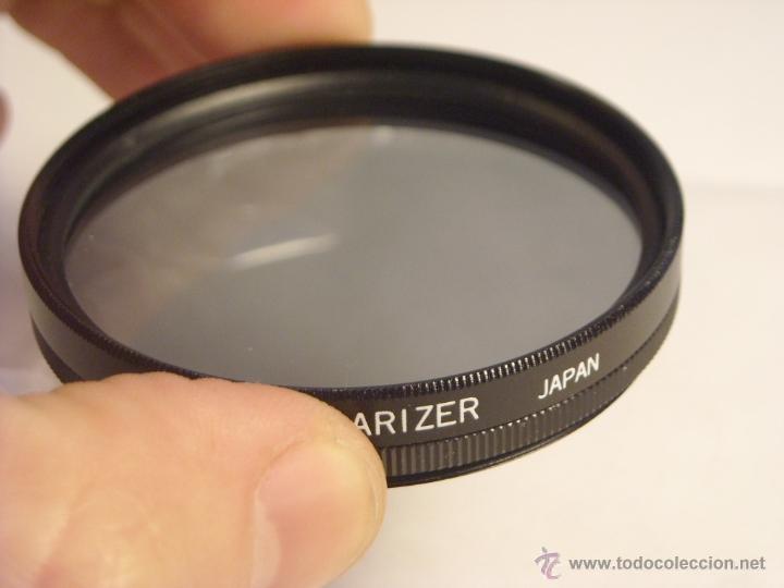 Cámara de fotos: Filtro polarizador 52mm Polarizer Japan - Foto 3 - 46958319