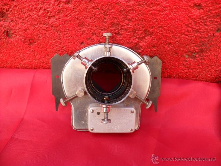 Cámara de fotos: bolsey,complemento para camaras fotos,filmar antiguas,con librito instrucciones detallado en fotos - Foto 2 - 46973129