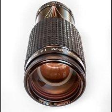 Cámara de fotos: PENTAX SMC ZOOM 70-210MM. F/4. EXTRAORDINARIO ESTADO DE CONSERVACIÓN.. Lote 47104552