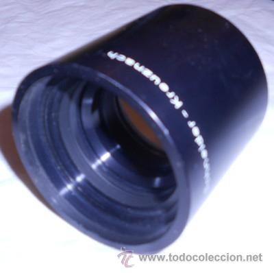 OBJETIVO SCHNEIDER-KREUZNACH C-CLARON 5.6/250 (Cámaras Fotográficas Antiguas - Objetivos y Complementos )