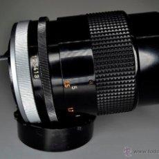 Cámara de fotos: CANON FD 135MM F 1:3,5 S.C.. Lote 47617829
