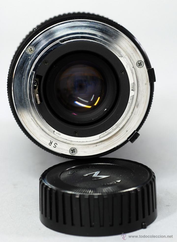 Cámara de fotos: Objetivo Sigma Auto Zoom F 35 135 mm 1:3.5 - 4.5 58 mm Sunaction MC con funda - Foto 3 - 48381463