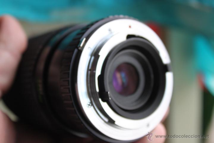 Cámara de fotos: Zoom SAMYANG 70-210 1:4-5,6 (Contax Yashica) - Foto 2 - 48833772