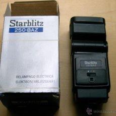 Cámara de fotos: FLASH STARBLITZ 250 BAZ. Lote 49051709