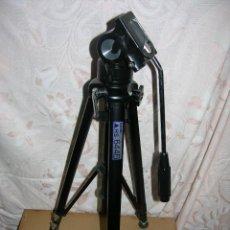 Cámara de fotos: TRÍPODE MOD. HS 644-B JENOVA PROFESIONAL EN SU FUNDA. Lote 153191477