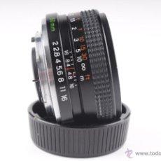 Cámara de fotos - Yashica Lens 50mm 1:2 - 49154953
