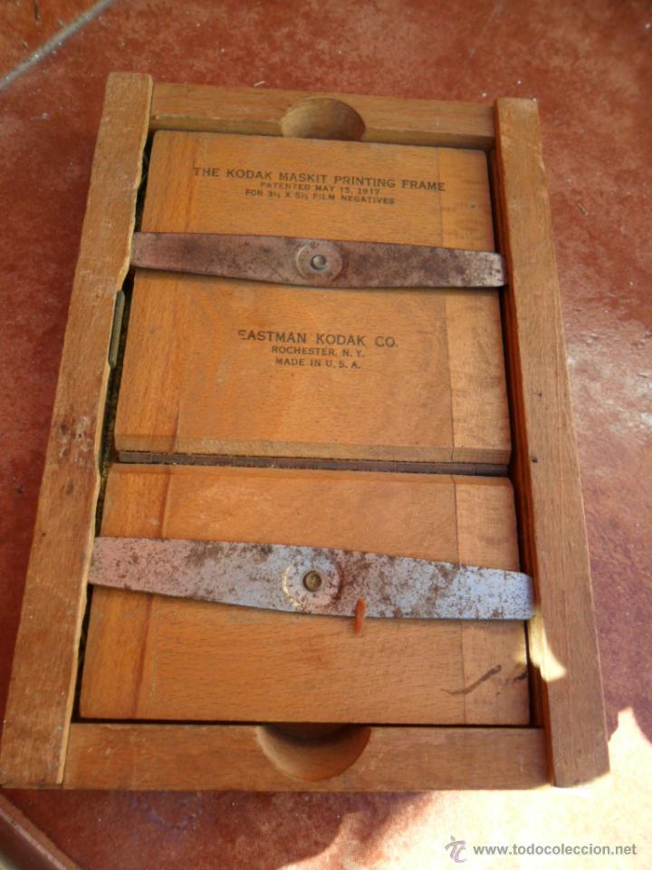 marco de made madera the kodad maskit printing - Comprar Objetivos y ...