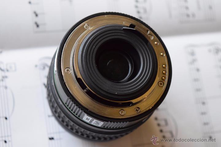 Cámara de fotos: Pentax SMC ,metal Bajonet 18-55.IMpecable. - Foto 2 - 49300181