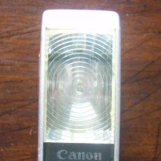 Cámara de fotos: FLASH CANON – CANOLITE D CON FUNDA. Lote 49996477