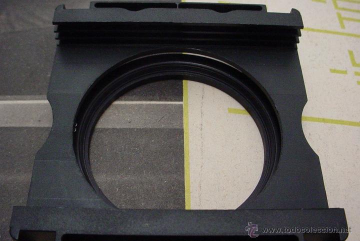 Cámara de fotos: Porta filtros rosca 55 m.m. y filtros - Foto 2 - 50973563