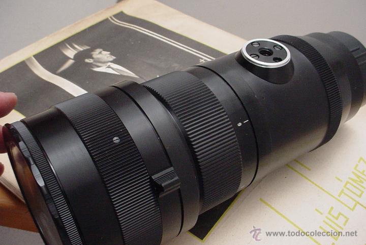 Cámara de fotos: Teleobjetivo Tair 33 de 300m.m. para camara de 6X6 Kiev 88 - Foto 3 - 51085456