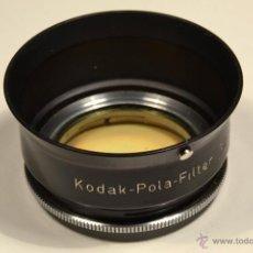 Cámara de fotos: FILTRO POLARIZADOR KODAK 32 MM. - CAJA ORIGINAL - REF. 10 -. Lote 51217017