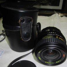 Cámara de fotos: OBJETIVO OSAWA - MC - 1:2.8, CON SU ESTUCHE. 49MM. Lote 51811238