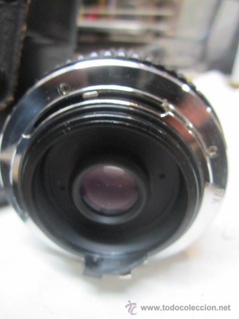 Cámara de fotos: Objetivo OSAWA - MC - 1:2.8, con su estuche. 49mm - Foto 4 - 51811238