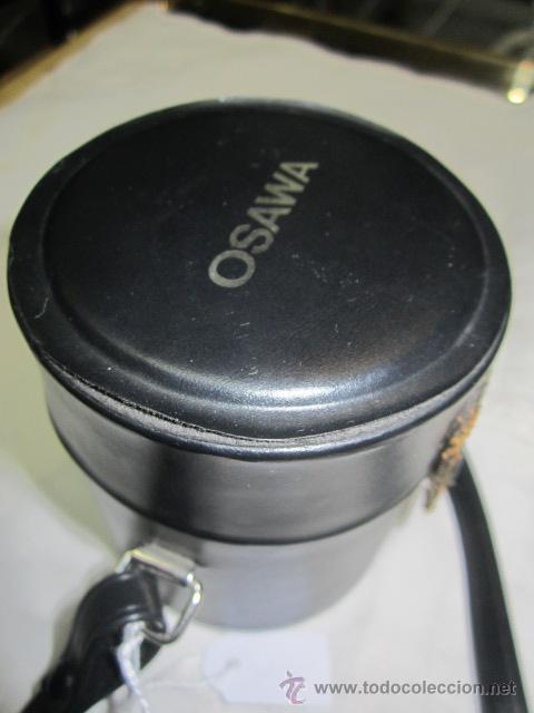Cámara de fotos: Objetivo OSAWA - MC - 1:2.8, con su estuche. 49mm - Foto 5 - 51811238
