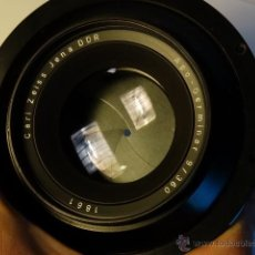 Cámara de fotos: OBJETIVO PARA GRAN FORMATO REPRODUCCION COLODION CARL ZEISS JENA APO GERMINAR 360MM F9. Lote 52870904