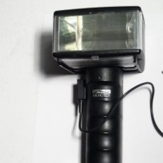 Cámara de fotos: FLASH METZ 60 CT-1 CON CABLE SINCRO Y GRIP. Lote 53049979