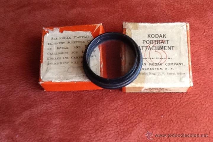 Cámara de fotos: FILTRO ANTIGUO KODAK.. ENVIO INCLUIDO EN EL PRECIO. - Foto 2 - 53088112