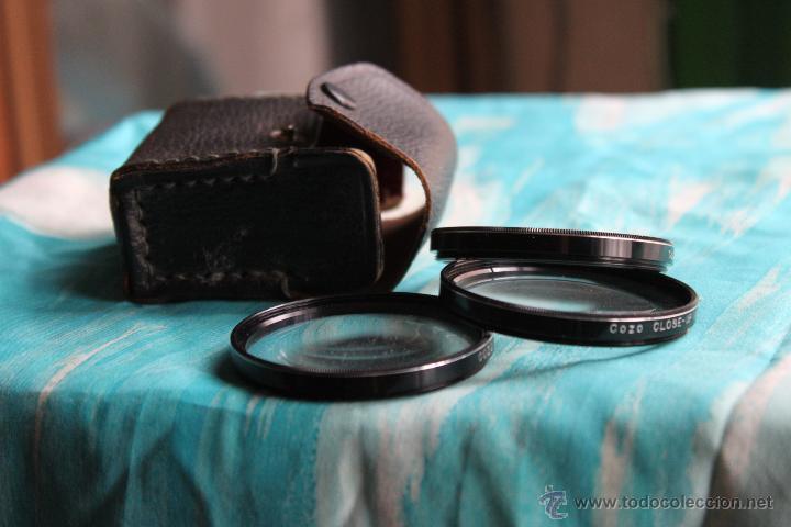 3 LENTES DE APROXIMACIÓN (DIÁMETRO 52MM) (Cámaras Fotográficas Antiguas - Objetivos y Complementos )