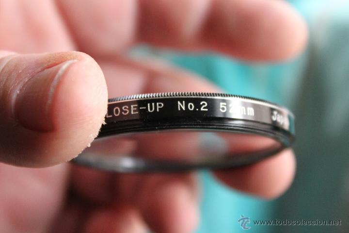Cámara de fotos: 3 lentes de aproximación (diámetro 52mm) - Foto 3 - 53336813