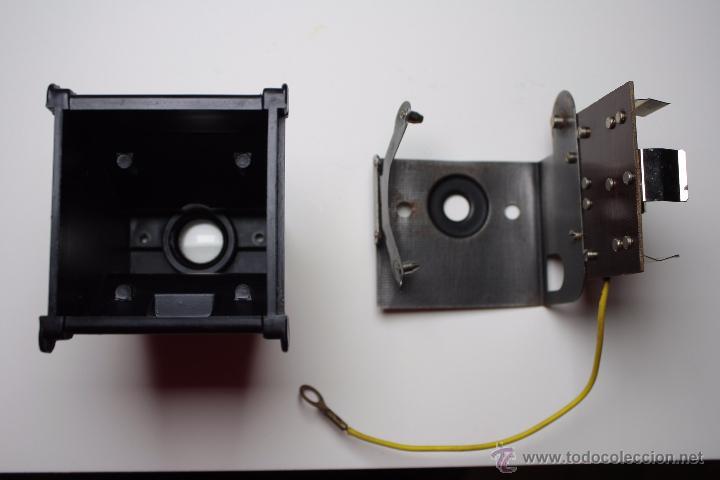 Cámara de fotos: Nemrod Siluro, Fotografía submarina. Optica y placa de batería - Foto 2 - 53528132