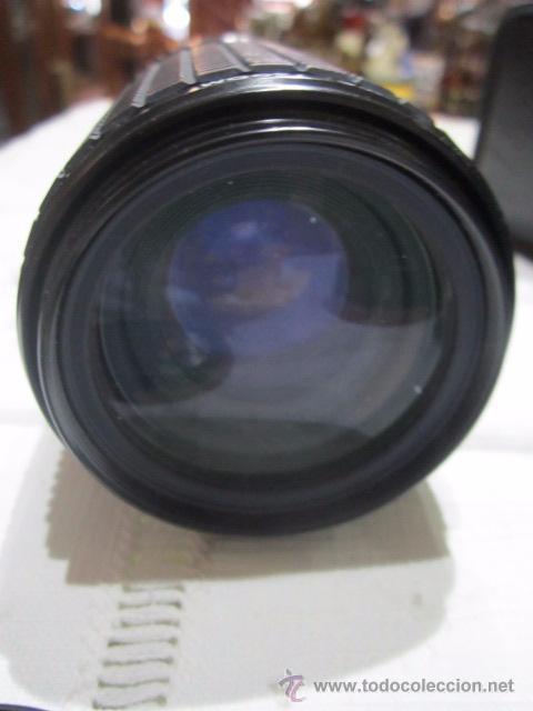 Cámara de fotos: Objetivo Sigma Zoom, con su estuche. - Foto 3 - 53884394