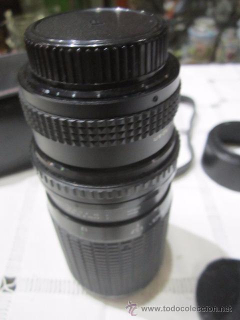 Cámara de fotos: Objetivo Sigma Zoom, con su estuche. - Foto 5 - 53884394
