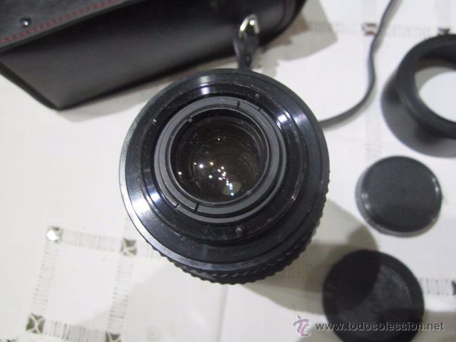 Cámara de fotos: Objetivo Sigma Zoom, con su estuche. - Foto 6 - 53884394