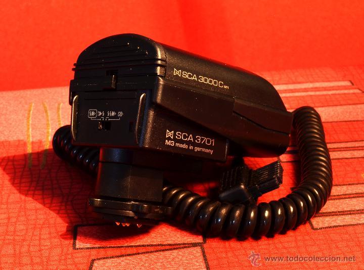 CONTROLADOR METZ SCA 3701 (Cámaras Fotográficas Antiguas - Objetivos y Complementos )