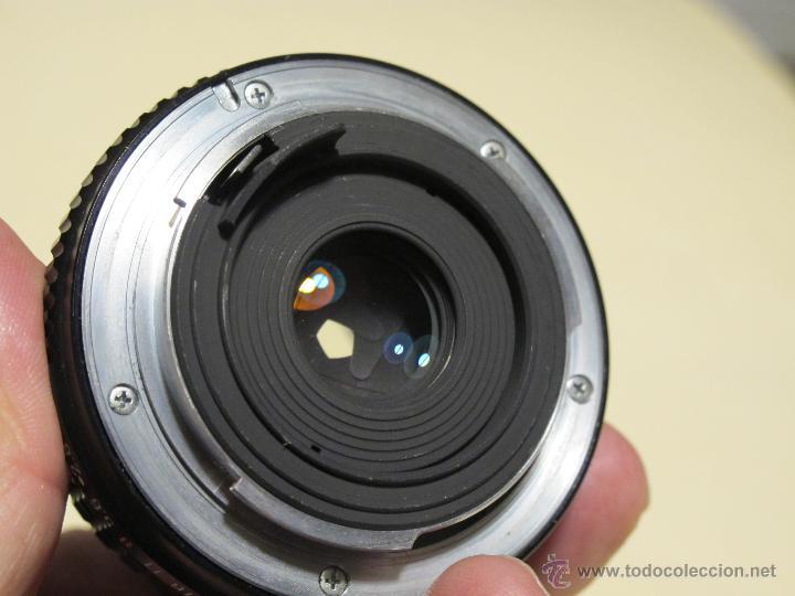 Cámara de fotos: OBJETIVO ANGULAR PENTAX-M SMC 28 MM/ 2,8 ( PENTAX K )- ADAPTABLE A DIGITALES. - Foto 4 - 145444404