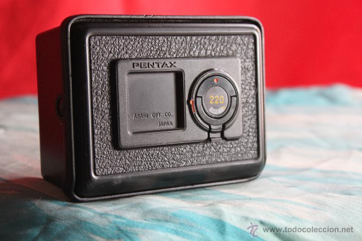 Cámara de fotos: Respaldo 220 para Pentax 645 (en su caja original) - Foto 2 - 54843281
