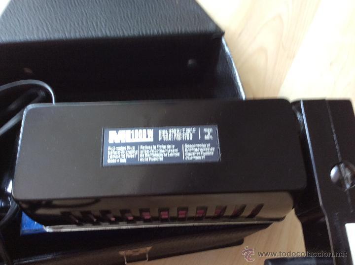 Cámara de fotos: Foco halogeno ML 1000W de mano compacto + luz de repuesto + caja - Foto 3 - 54921965