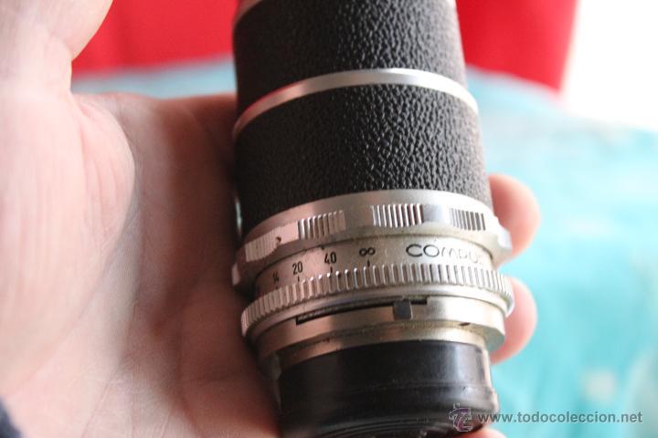 Cámara de fotos: Super Dynarex 135mm F:4 (Voigtländer) - Foto 2 - 55012018
