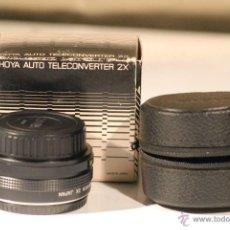 Cámara de fotos: AUTO TELECONVERTER 2X 4 ELEMENTOS. Lote 55037187