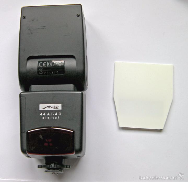 Cámara de fotos: Flash con TTL para camara fotografica digital Metz mecabliz 44 AF-4 para Olympus-Leica-Panasonic - Foto 2 - 55805510