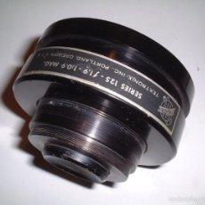 Cámara de fotos: OBJETIVO TEKTRONICX F 1:9-1:0,9 MAG. Lote 56033332