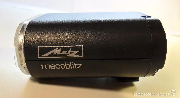 FLASH METZ MECABLITZ 2085 (Cámaras Fotográficas Antiguas - Objetivos y Complementos )